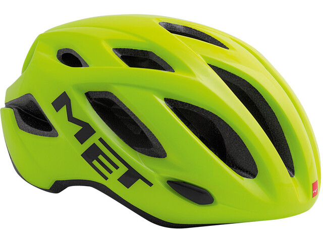 MET Idolo Helmet safety yellow